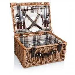 Bristol Willow Construction Picnic Basket
