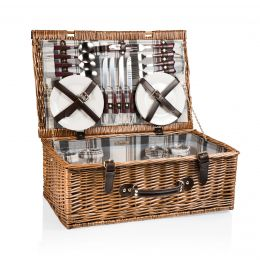 Newbury Willow Construction Picnic Basket