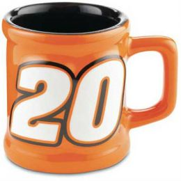 Tony Stewart Mug-Shaped Shot Glass