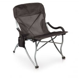 PT-XL Extra Wide Camp Chair (Color: Black)