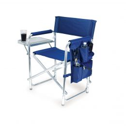 St. Tropez by Picnic Time  Sports Chair (Color: Blue)